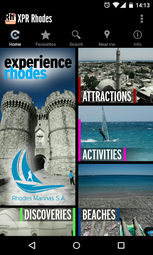 Rhodes Experience