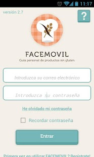 FACEMOVIL: miniatura de captura de pantalla
