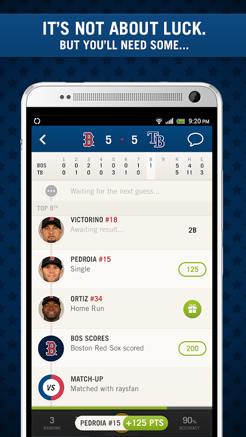 MLB Preplay - screenshot