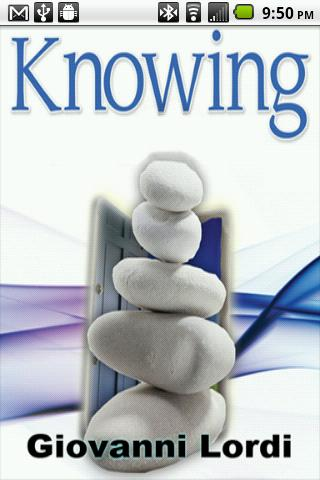 Knowing by Giovanni Lordi - screenshot
