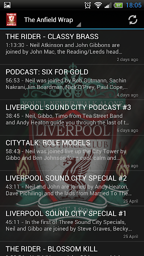 LFC App