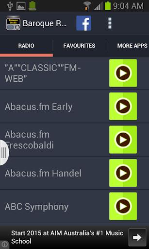 Baroque Radio