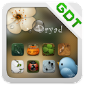 Dryad GO Launcher EX Theme logo