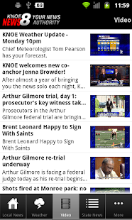 KNOE 8 News - screenshot thumbnail