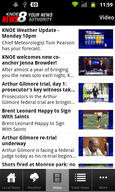 KNOE 8 News - screenshot