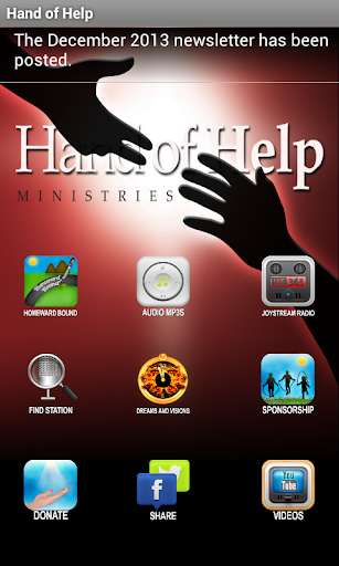 Hand of Help