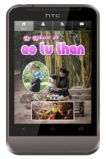 An Album of Ao Tu Than
