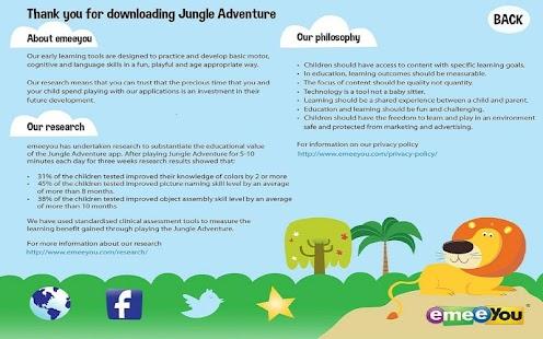 免費教育App|Jungle Adventure|阿達玩APP