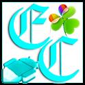 GOWidget Cyan ICS Light Free logo