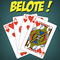 Belote Multijoueurs icon