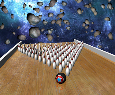 Galaxy Bowling 3D - screenshot thumbnail