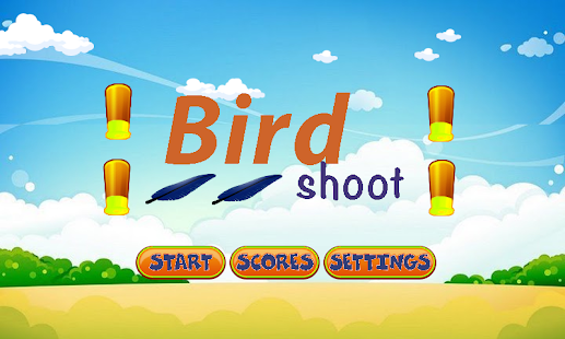 Bird Shoot Game