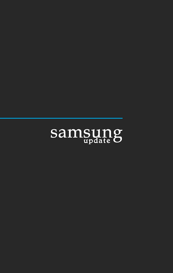 Samsung Update Android Version - screenshot