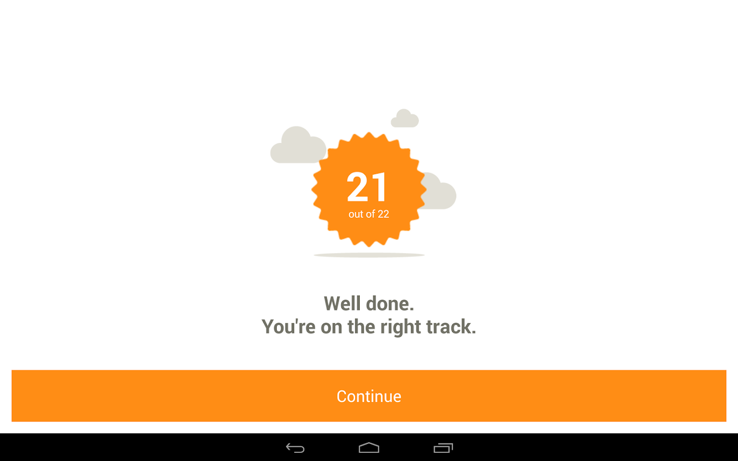 Learn Dutch with Babbel - screenshot