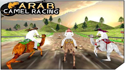 Arab Camel Racing