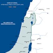 Israel History Maps