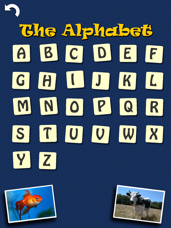 Spell - ABC for kids- screenshot