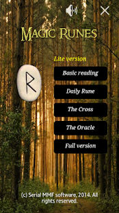 Future in Runes. Lite. - screenshot thumbnail