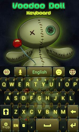 玩個人化App|巫毒娃娃键盘免費|APP試玩