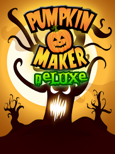 Halloween Pumpkin Maker Deluxe - screenshot thumbnail