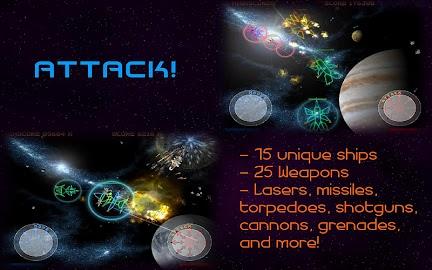 Space Conquest Screenshot 3