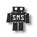 RobotSMS logo