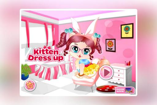 玩休閒App|时尚小猫装扮免費|APP試玩