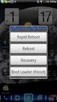 Screenshot of Rapid Reboot