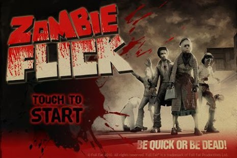 Zombie Flick - screenshot thumbnail
