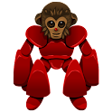 Block Puzzle – Space Monkeys logo