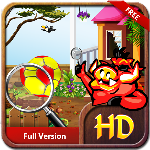 免费隐藏的对象游戏 - 268 解謎 App LOGO-APP試玩
