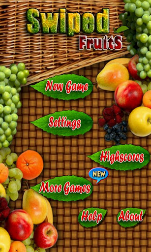 Top Application and Games Free Download Swiped Fruits 1.0.2 APK File