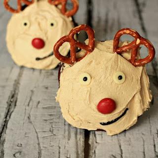 Rudolph the Reindeer Cupcakes Recipe