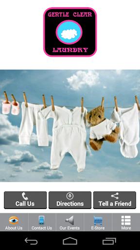 Gentle Clean Laundry