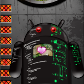 Droid Live Wallpaper
