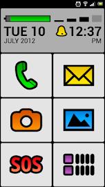 BIG Launcher Screenshot 1