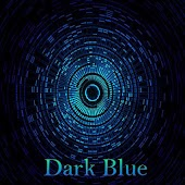 Theme eXPERIAnz - Dark Blue