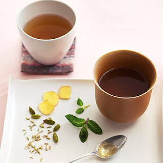 Soothing Ginger Tea.