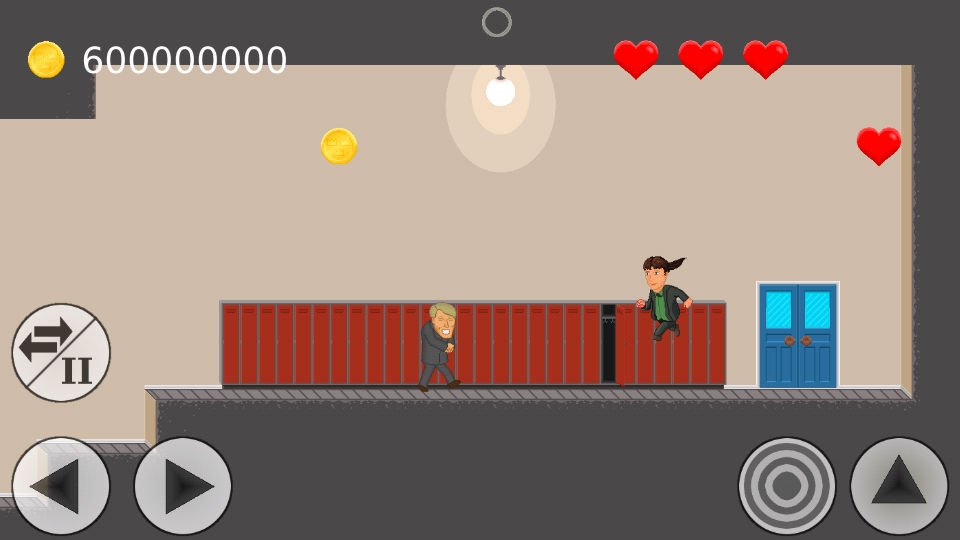 Spelet om Välfärden - screenshot
