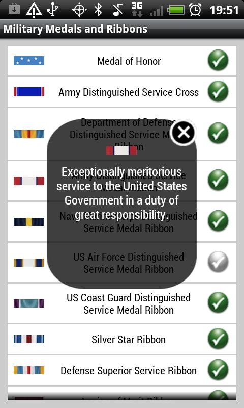 Military Medals Amp Ribbons Android Apps On Google Play