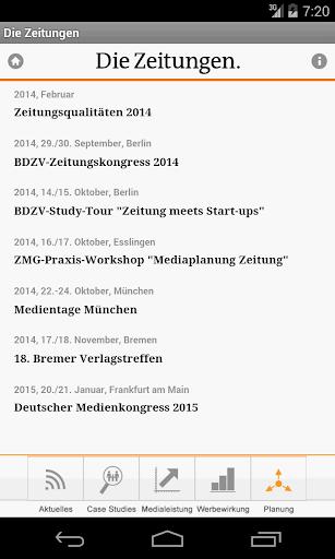 【免費新聞App】Die Zeitungen - ZMG-APP點子