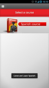 Listen and Learn Spanish - screenshot thumbnail