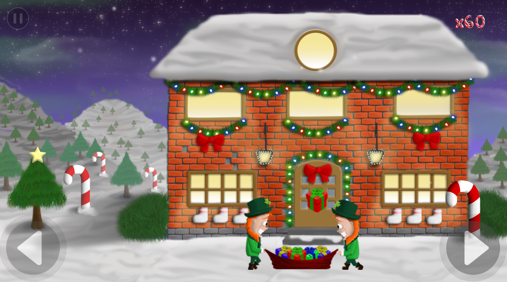 Santa's Factory- screenshot