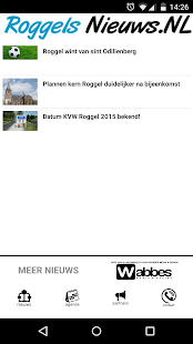 Roggels Nieuws- screenshot thumbnail