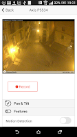 Screenshot of Netcam Studio Mobile