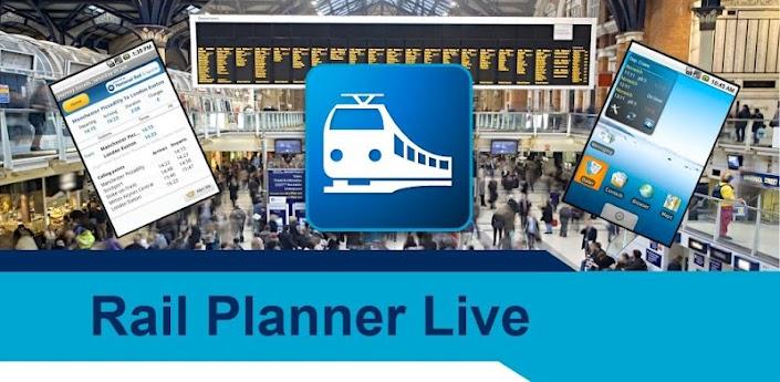 Rail Planner Live apk