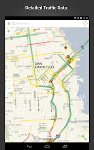 MapQuest GPS Navigation & Maps - screenshot thumbnail