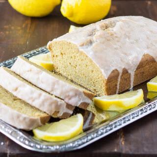 Lemon Olive Oil Cake (Vegan).