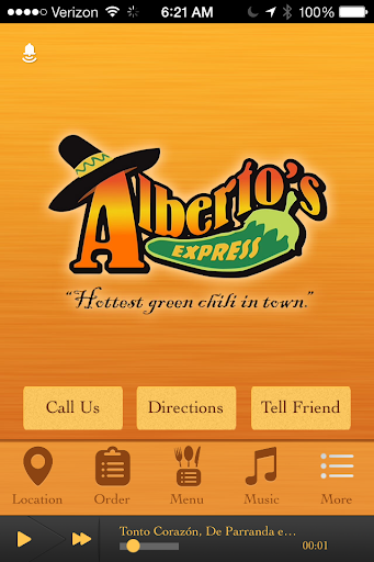 Alberto's Express