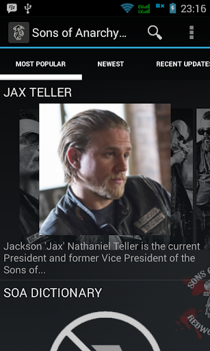 Sons of Anarchy Wiki Guide